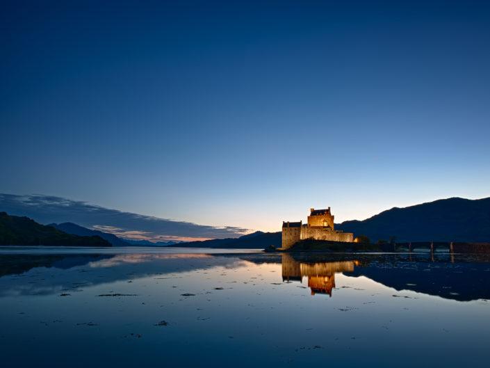 Eilean donan castle, Scotland,Isle of Skye