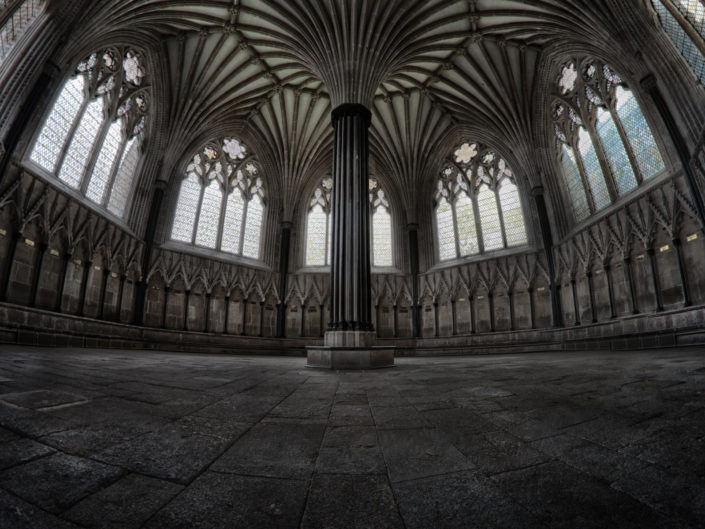 The Chapters Room, abbey,england