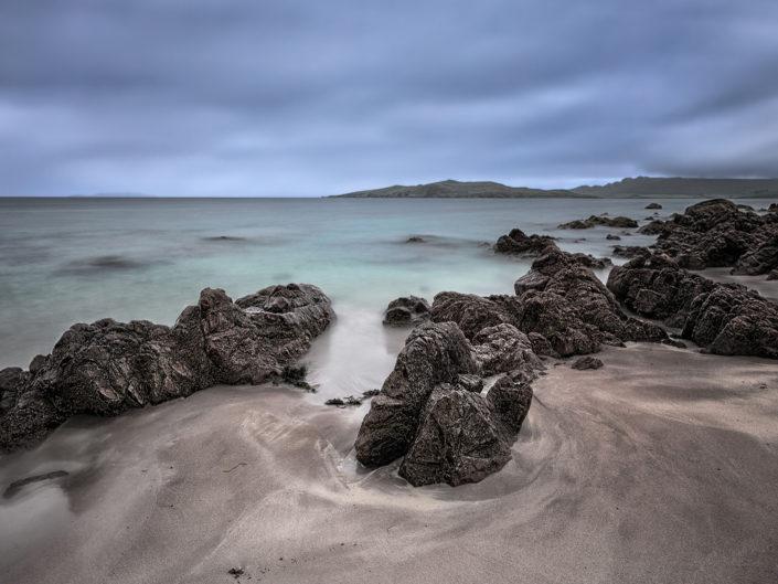 beach, isle of skye,scotland