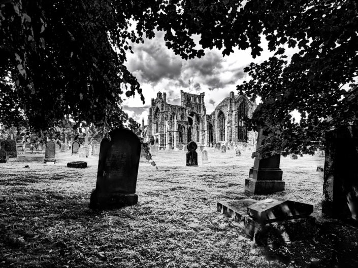 melrose abbey,scotland