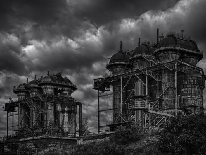 steel factory,germany