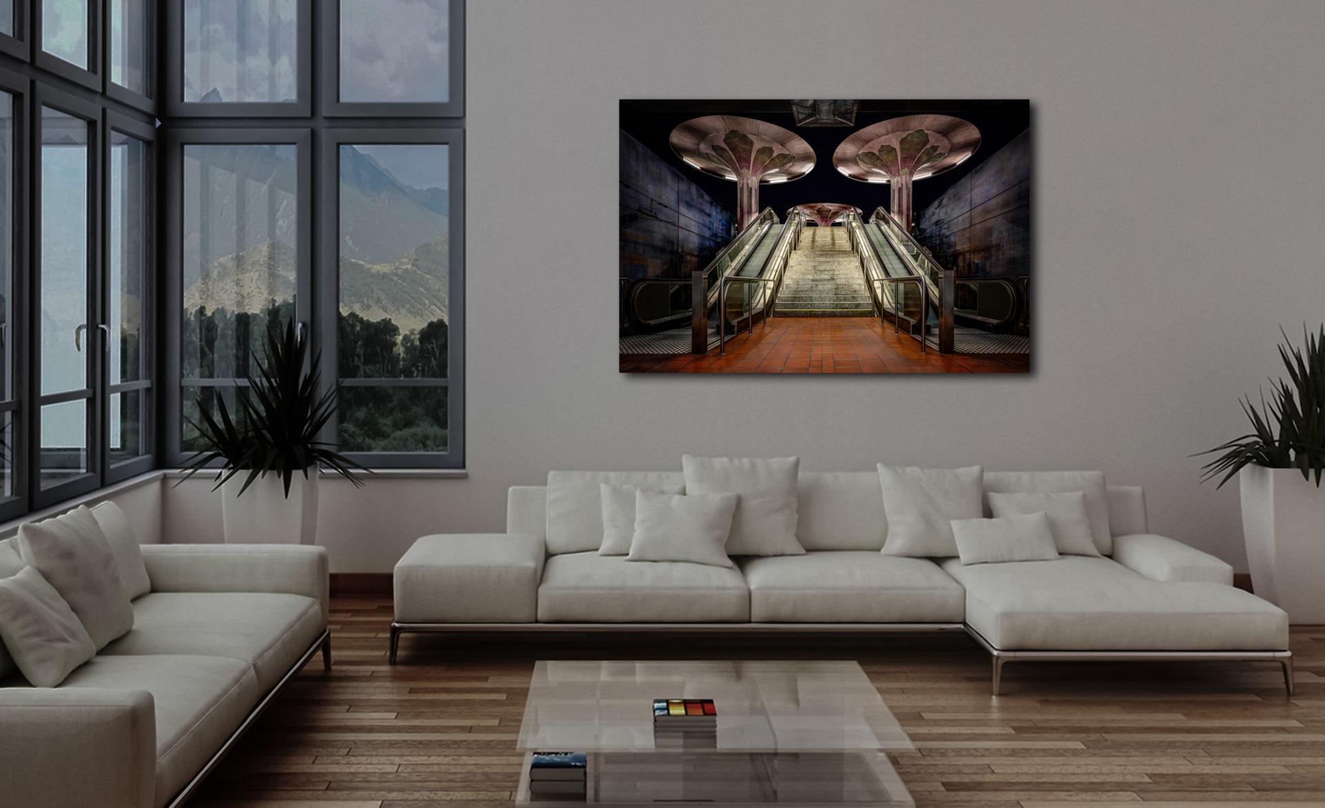 Starship Orion wohnzimmer