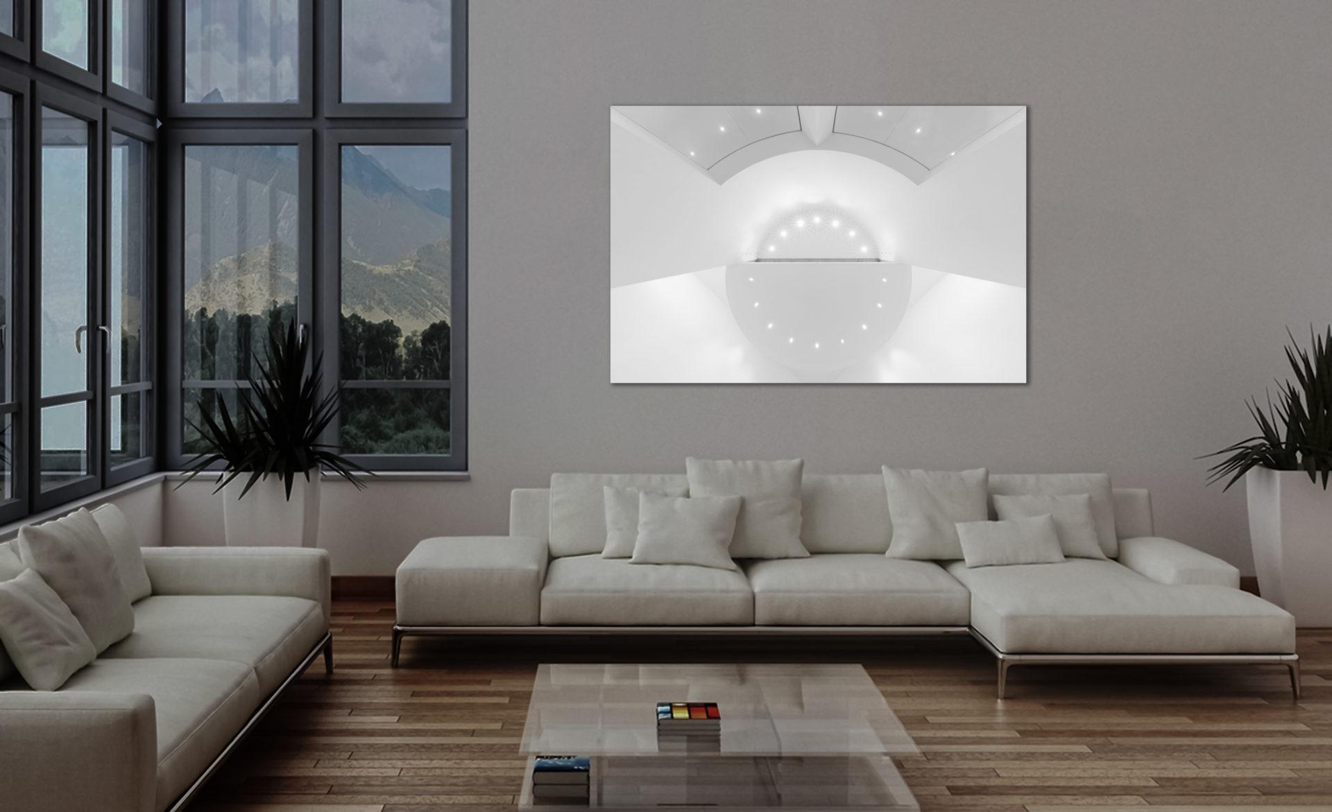 White Equalise Wohnzimmer